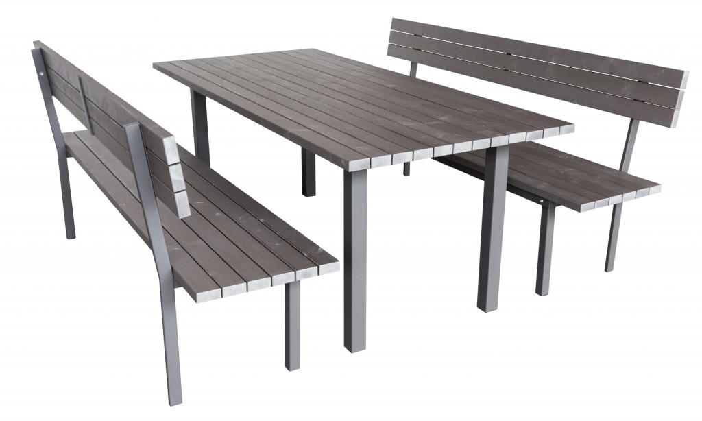 Tische und Bänke für Garten Holz Metall Guadagnini KG